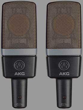 Прокат AKG C214