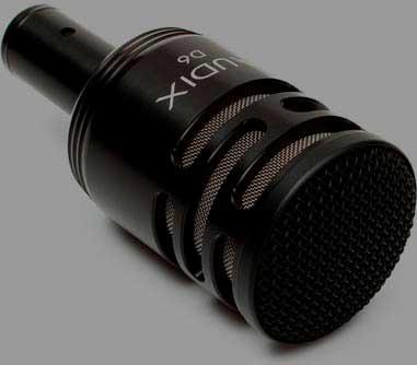 Прокат Audix D6