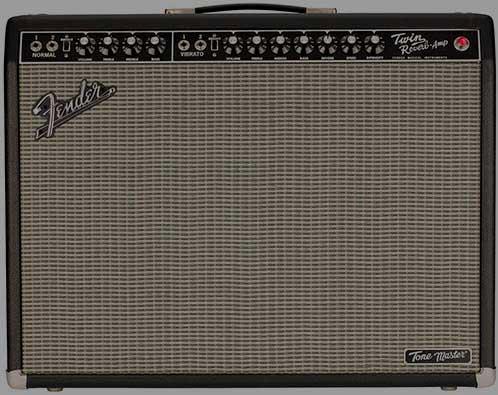 Прокат Fender Twin Amp