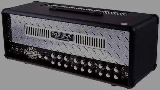 Прокат Mesa/Boogie New Dual Rectifier Solo Head