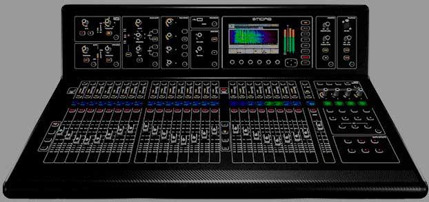 Прокат Midas M32 Live Digital Console
