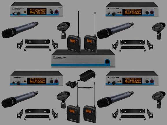 Прокат Sennheiser EW 500 G3