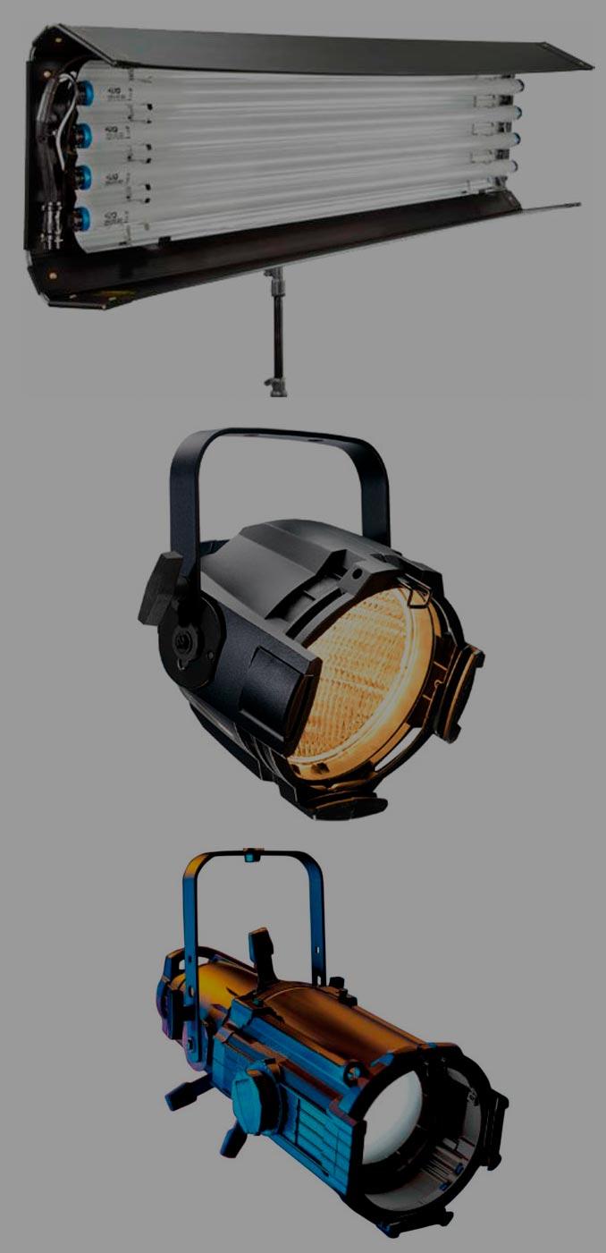 Прокат Теливизионного света